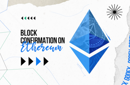 How many confirmations for Ethereum are needed?