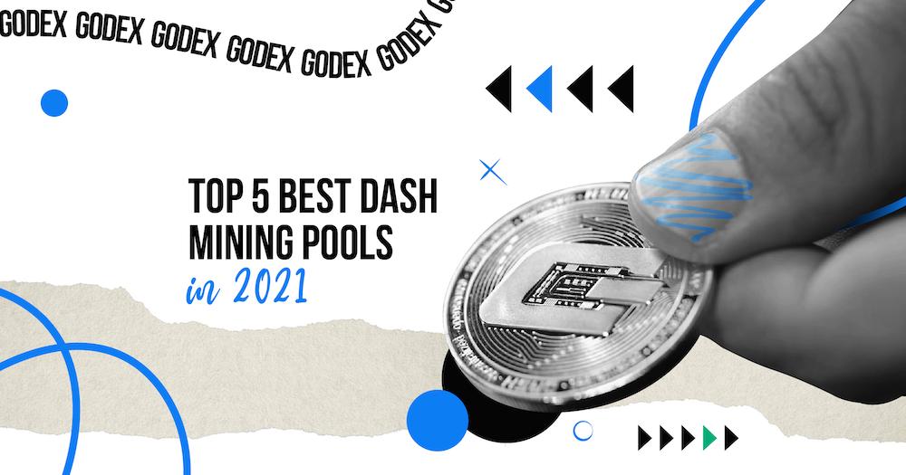 top 5 best dash mining pools