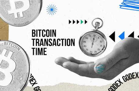 How long does Bitcoin take to send?