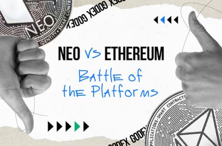 NEO vs Ethereum cryptocurrency